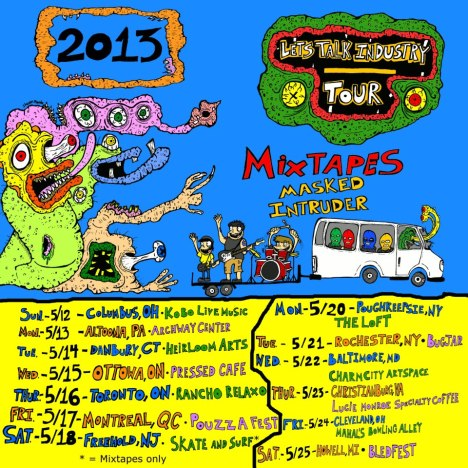 Mixtapes Tour2013