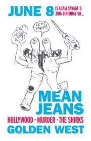 Mean Jeans Golden West